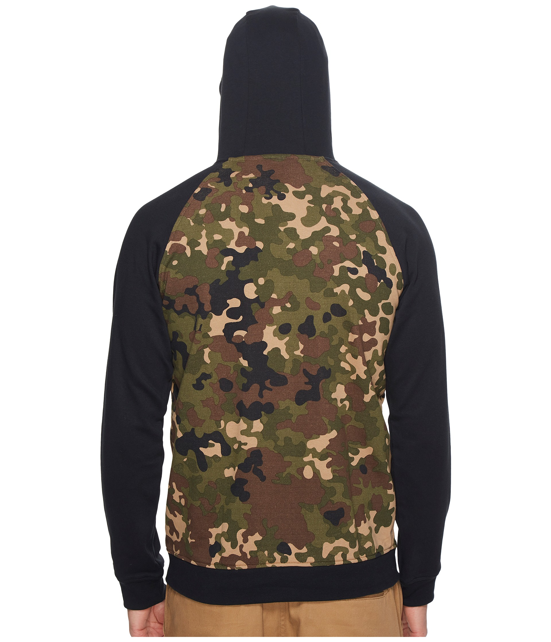 adidas skateboarding clima 2 0 camo hoodie at. Black Bedroom Furniture Sets. Home Design Ideas