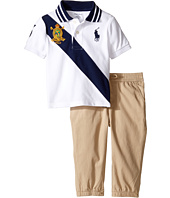 Ralph Lauren Baby - Basic Mesh Jogger Pants Set (Infant)