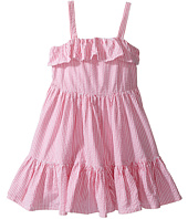 Polo Ralph Lauren Kids - Seersucker Dress (Toddler)