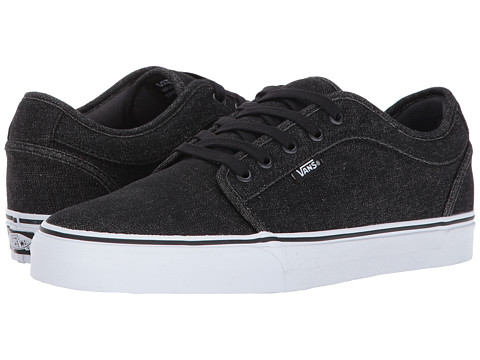 Vans Chukka Low - (Denim) Black/Black