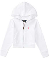Polo Ralph Lauren Kids - Terry Zip-Up Hoodie (Toddler)