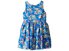 Polo Ralph Lauren Kids - Poly Twill Floral Dress