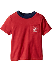 Ralph Lauren Baby - 30/1 Jersey Graphic Knit Tee (Infant)