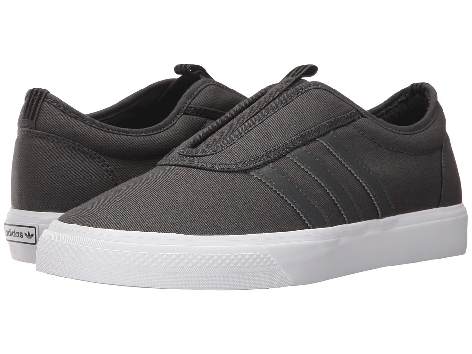 adidas Skateboarding - Adiease Kung Fu (Dark Grey Heather...