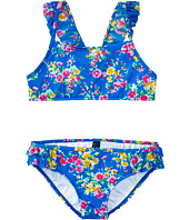 Polo Ralph Lauren Kids - Floral Two-Piece Swimsuit (Little Kids)