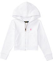 Polo Ralph Lauren Kids - Terry Zip-Up Hoodie (Little Kids)