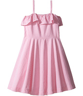 Polo Ralph Lauren Kids - Seersucker Dress (Big Kids)