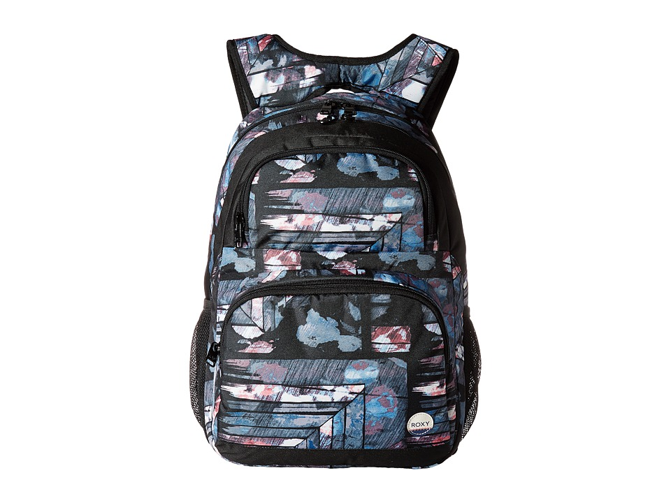 Roxy Shadow Dream Backpack (Anthracite Blue Paint) Backpack Bags