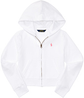 Polo Ralph Lauren Kids - Terry Zip-Up Hoodie (Little Kids/Big Kids)