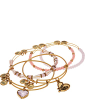 Alex and Ani - Love Is In The Air - Alive with Love Set of Five