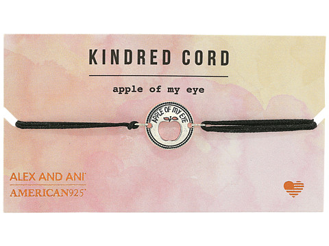 Alex and Ani Cosmic Love Kindred Cord Bracelet - Apple of My Eye Sterling Silver