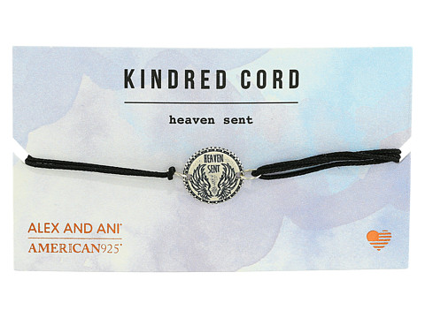 Alex and Ani Cosmic Love Kindred Cord Bracelet - Heaven Sent Sterling Silver