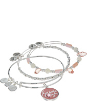 Alex and Ani - Because I Love You Set of Three Bracelet