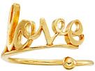 Alex and Ani Love Ring Wrap - Precious Metal