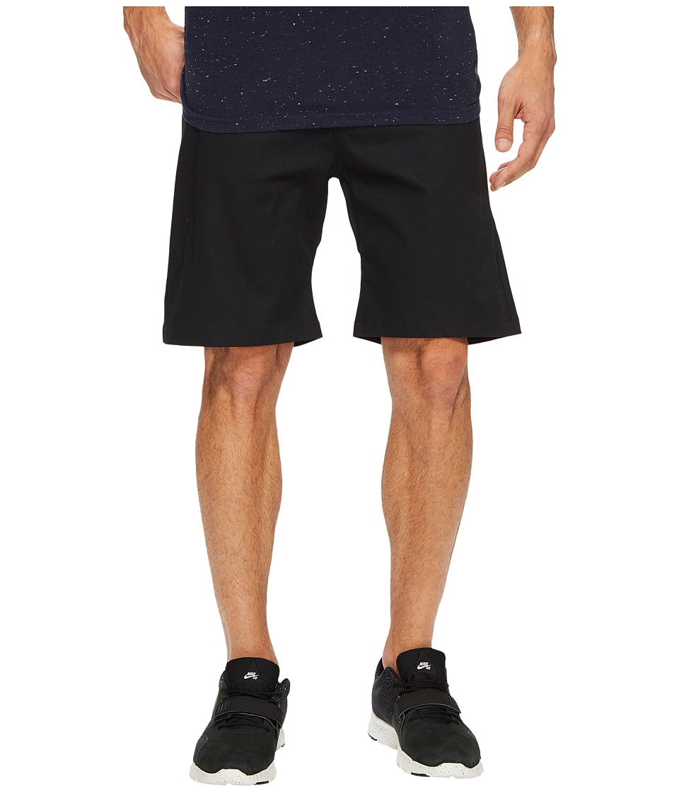 Nike SB SB Flex Icon Short (Black) Men