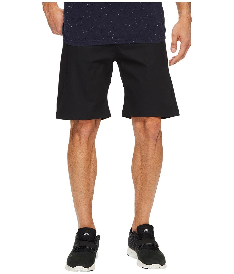 Nike SB SB Flex Icon Short (Black) Men