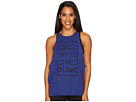 New Balance Graphic Wedge Layering Tank Top