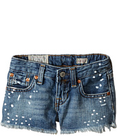 Polo Ralph Lauren Kids - Paint Splat Shorts in Jess Wash (Toddler)