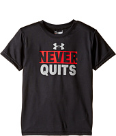 Under Armour Kids - UA Never Quit Short Sleeve (Little Kids/Big Kids)