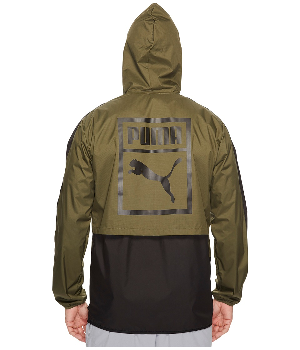 Zap190275919494. 57331614-300 57331614-300. PUMA - Archive Logo Windbreaker  ...