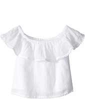 Polo Ralph Lauren Kids - Ruffle Top (Toddler)