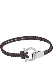 Salvatore Ferragamo - Gancio Woven Bracelet