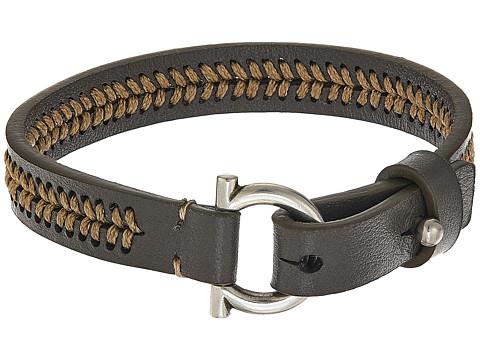Salvatore Ferragamo Stitch Bracelet