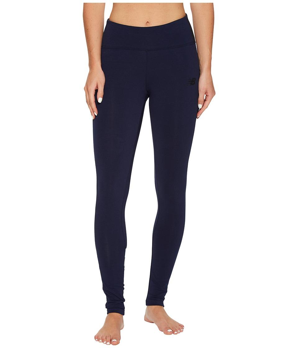 New Balance NB Athletics Leggings (Pigment) Women