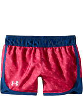 Under Armour Kids - Logo Toss Fast Lane Shorts (Toddler)
