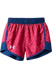 Under Armour Kids - Logo Toss Fast Lane Shorts (Little Kids)