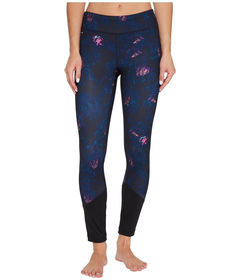 Lole Parisia Ankle Leggings (Mirtillo Flowery Vines) Women