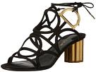 Salvatore Ferragamo Geometric Lace-Up Sandal