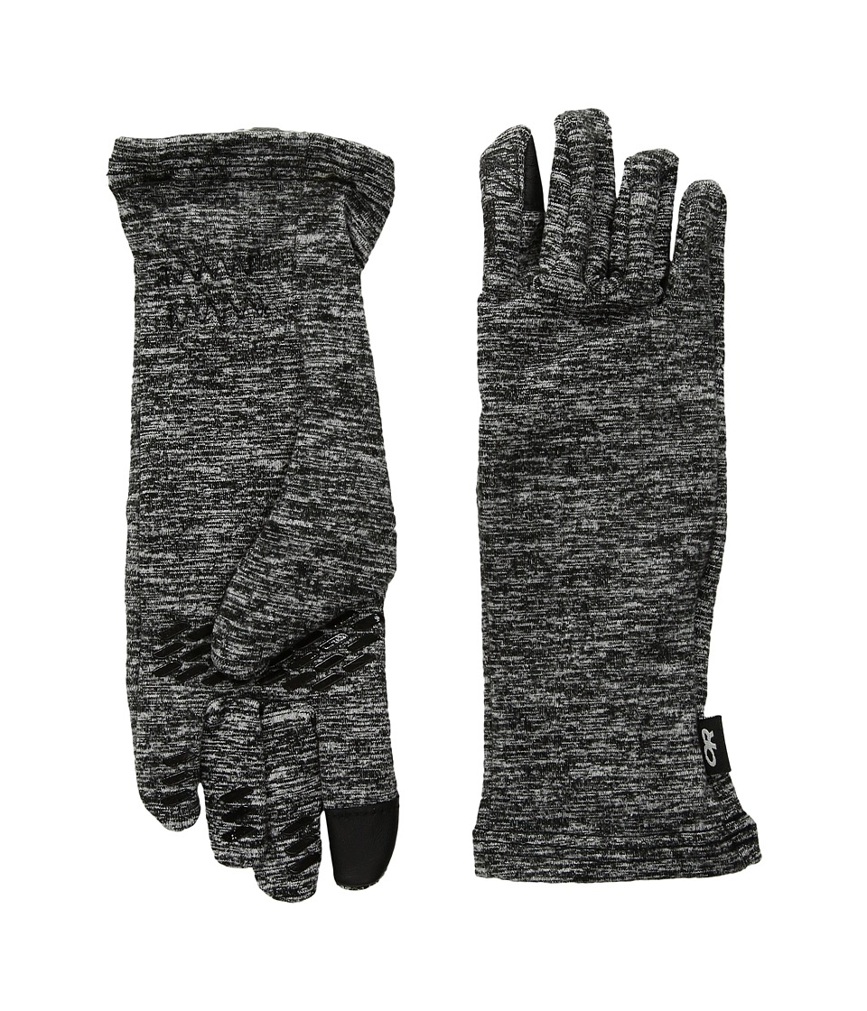 Outdoor Research Melody Sensor Gloves (Big Kids) (Black) Ski Gloves