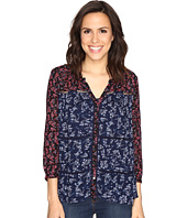 Lucky Brand - Mixed Print Peasant