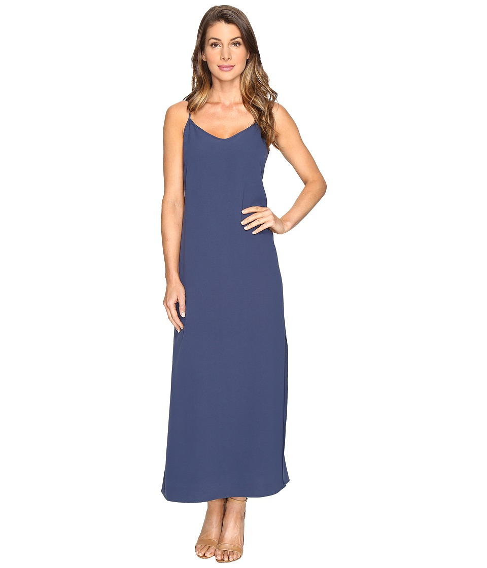 NIC+ZOE Pamona Slip Dress (Indigo) Women