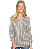 Lucky Brand - Modern Printed Top