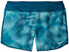 Nike Kids Dry Printed Running Short (Little Kids/Big Kids)