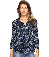 Lucky Brand - Floral Vines Top