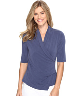 NIC+ZOE - City Retreat Wrap Top