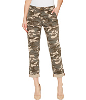 Jag Jeans - Stubbs Slim Boyfriend Utility Ankle in Camo Printed Twill