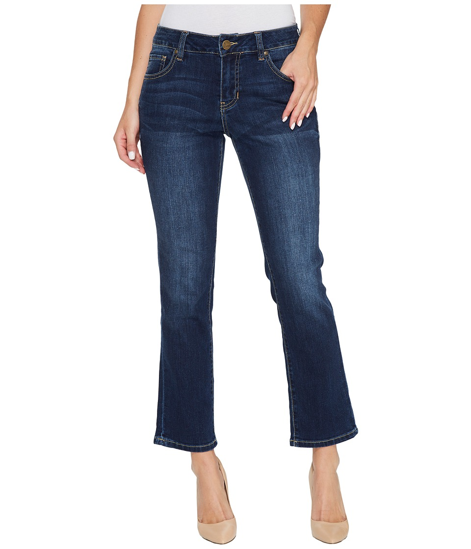 Jag Jeans Haven Ankle Flare Platinum Denim in Bucket Blue (Bucket Blue) Women