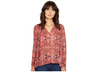 Lucky Brand - Printed Parachute Top