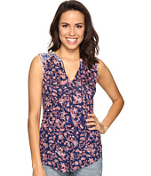 Lucky Brand - Mixed Floral Tank Top