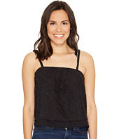 Lucky Brand - Eyelet Tank Top