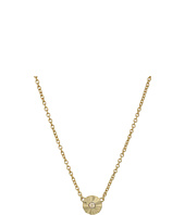COACH - Delicate Daisy Rivet Necklace