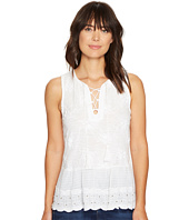 Lucky Brand - Studded Peplum Tank Top