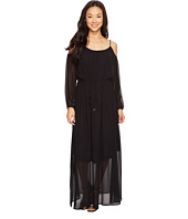 Calvin Klein - Off Shoulder Maxi Dress