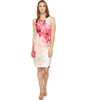 Calvin Klein - Printed Sheath Dress
