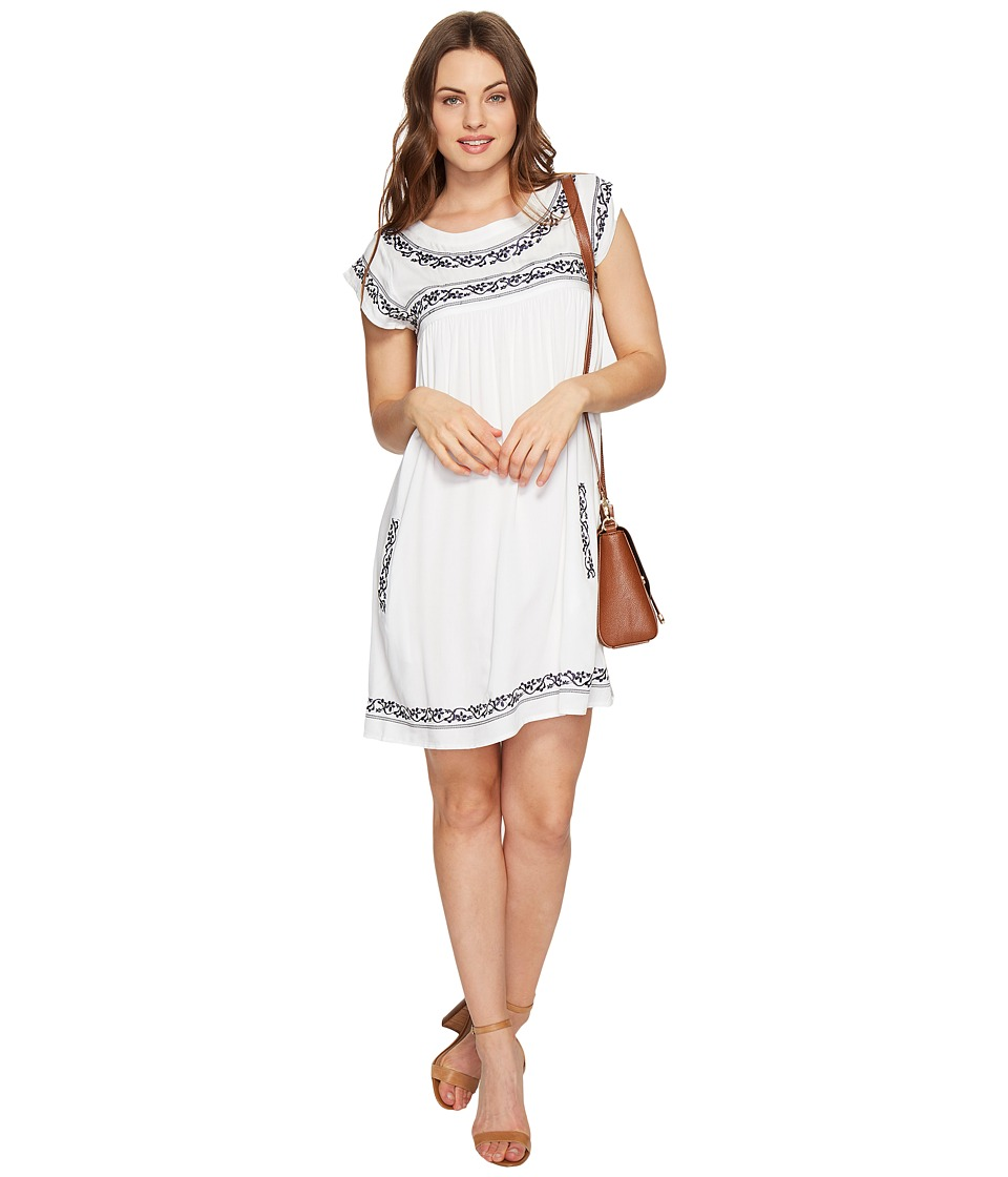 BB Dakota - Raelynn Embroidered Dress