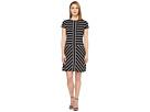 Calvin Klein - Short Sleeve Stripe T-Shirt Dress